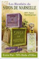 Les Bienfaits Du SAVON DE MARSEILLE 100% Végétal Hypoallergique - 110240 - Edit. DeLap - TBE - Unclassified