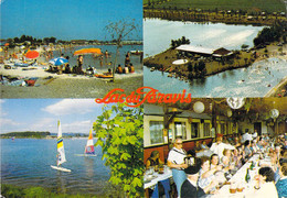 47 - Feugarolles - Bar Restaurant Camping Lac Du Paravis - Multivues - Other Municipalities