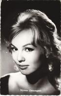 CPA Mylene Demongeot FILM STAR (1071681) - Actores