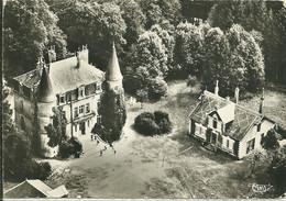 08 Ardennes  DONCHERY Chateau Du Sautou  A Appartenu Au Tueur FOURNIRET Occupation En 1914 18 2 Scans - Autres Communes