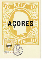 CARTE MAXIMUM PORTUGAL ACORES 1980 - Azores