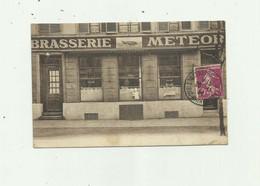 "67 -  STRASBOURG - Devanture Brasserie Meteore  "" Oscar Kunen "" Bon état - Strasbourg"