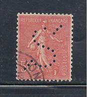 Y & T  N°  199  Perforé    S  8  Ind  5  (TeS) - Gezähnt (Perforiert/Gezähnt)