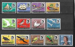 Pitcairn  Island  N° 38 à 49A   Série Oiseaux  Neufs  *   B/TB  Soldé  à Moins De 15 %  Le Moins Cher Du Site    ! ! ! - Islas De Pitcairn