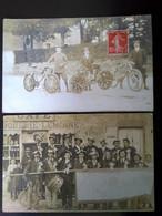 Lot 2 Cartes Postales De Villaines La Juhel - Villaines La Juhel