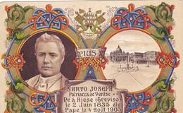 1484/ Pius X, 1835-1903 - Papes