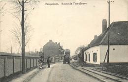 Belgique - Tournai - Froyennes - Route De Templeuve - Feldpostkart - Tournai