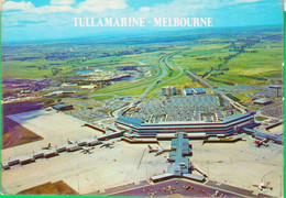 AEROPORTO. AEREOPORTO. AEREO. TULLAMARINE. MELBOURNE. Australia. 323p - Unclassified