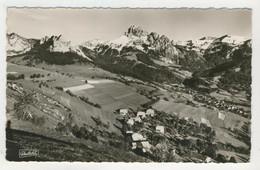 74 - Bernex - Le Village De Bénant  -  La Dent D'Oche, Le Mont Caesar Et Les Mémises - Autres Communes