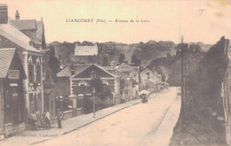 60 - LIANCOURT / AVENUE DE LA GARE - Liancourt