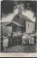 Saint Etienne De Remiremont : Chapelle Sainte Claire - Saint Etienne De Remiremont