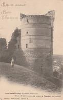 ****  17  ***  MONTGUYON  Tour Et Dépendance De L'ancien Château - Précurseur Timbré TTB - Other Municipalities