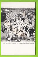 PEKIN, Beijing : Arrivée D'un Train à Pékin, Campagne De Chine. Guerre Des Boxers. 2 Scans. - China