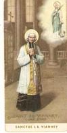 IMAGE RELIGIEUSE PIEUSE ST J.B. VIANNEY CURE D'ARS - Devotion Images