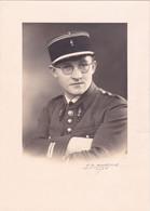 Photo Originale : Militaire - Militaria :  Portrait Soldat En Pose : à Identifier : Dijon : - War, Military