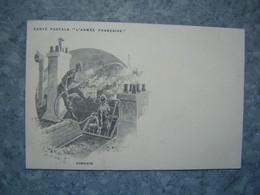 L' ARMEE FRANCAISE - POMPIERS - Firemen