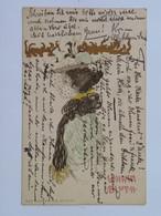 Raphael Kirchner 172 Wiener Blut II B&S Wien Serie No 1042 1900 - Kirchner, Raphael
