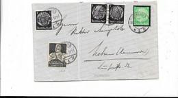 Brief Aus Hannover 1935 - Cartas