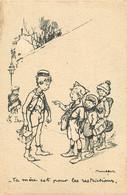 POULBOT TA MERE EST POUR LES RESTRICTIONS N°82 A.TERNOIS - Poulbot, F.