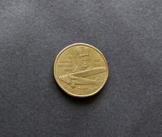 Australia 1997 $1 Coin Sir Charles Kingsford Smith QEII Excellent Condition - Dollar