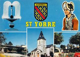 03 - Saint Yorre - Multivues - Autres Communes