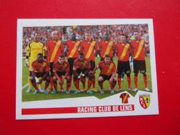 PANINI Foot 2013-14 N°508 Racing Club De Lens - Französische Ausgabe