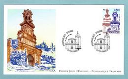 FDC France 2003 - Pontarlier (Doubs) - YT 3608 - 25 Pontarlier - 2000-2009