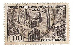 Lille Poste Aérienne - 1949 - Yt PA24 - Oblitérés