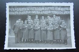 Rare 29 Novembre1943 Alsace Gertwiller Andlau Réunion Des Membres Locaux Du Parti  Sonntagdienst - War, Military