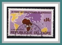 (476) Kongo Kinshasa Zaire 1973 O Used/gestempelt (A-7-31) - 1971-79: Gebraucht