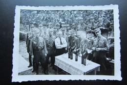 Rare Octobre 1943 Alsace  Westhoffen Marlenheim Wangen Träenheim Sonntagdienst Des Membres Locaux Du Parti - War, Military