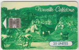 NEW CALEDONIA - Mine Trazy à Koné, 02/97, 25U, Tirage 50.000, Used - Neukaledonien
