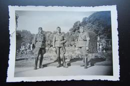Rare 1943 Alsace  Réunion Des Officiers Locaux Du Parti  S A De La Région De Marlenheim - War, Military