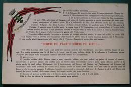 13° 14° Reggimento Fanteria, BRIGATA PINEROLO # Cartolina Militare - Regimenten