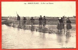 129. Berck-Plage, Le Parc Aux Poissons. - Berck