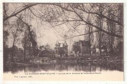 94 - LA VARENNE-SAINT-HILAIRE - Le Quai De La Varenne Et L'Allée Saint-Paulin - Edition Legrain - Saint Maur Des Fosses