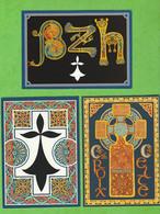 5 CARTES DE BRETAGNE NEUVES - B Z H  L'HERMINE CROIX CELTE TRISKEL (2) - 5 - 99 Cartoline