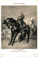 MUSÉE DU LOUVRE REGNAULT Portrait Equestre De Juan Prim    France Frankrijk Francia - Non Classificati