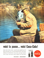 "PUB    "" COCA COLA  ""  1960  ( 18 ) - Affiches Publicitaires"
