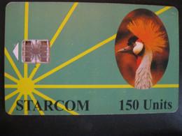 Télécarte D'Ouganda - Ouganda