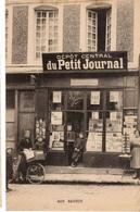 CPSM A+D BAYEUX « Dépôt Central Du Petit Journal » - Bayeux