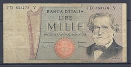 Italie 1000 Lire 1973 - 1000 Lire