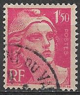 France 1945. Scott #535 (U) Marianne - 1945-54 Marianne De Gandon