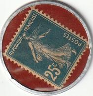 25 Centimes Timbres-monnaies  Savon Dentifrice De Botot - Zonder Classificatie