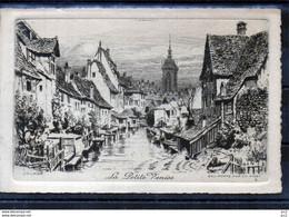 68 - Colmar - La Petite Venise (Eau Forte De Ch.Pinet) - Colmar