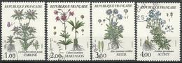 FRANCE - Année 1983 - Y&T N° 2266 à 2269 Oblitérés TTB - Gebruikt