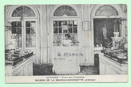 253 - AUXERRE - Intérieur De La Confiserie Salon De Thé La Bourguignonnette - Jeannin Succ. - Place Des Fontaines - Auxerre