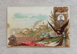Cartolina Postale Italiana 65° Reggimento Fanteria, Non Viaggiata - Regimientos