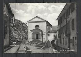 BARD (AOSTA) - CHIESA E MUNICIPIO - NUOVA - Sin Clasificación
