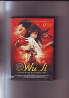 Dvd : WU JI La Legende Des Cavaliers Du Vent - Film De Chen Kaige - - Fantasy